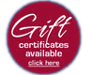 Get Your Gift Certificates Online Now