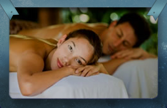 Couples Massage Package at The Healing Station