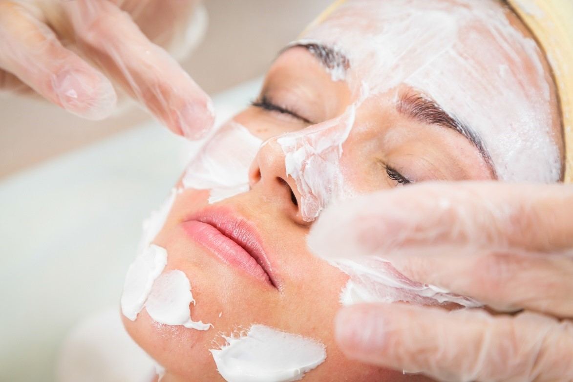 regular skincare routine